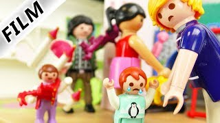Playmobil Film deutsch | EMMAS SPIELZEUGE VERKAUFT - leeres Kinderzimmer | Kinderfilm Familie Vogel