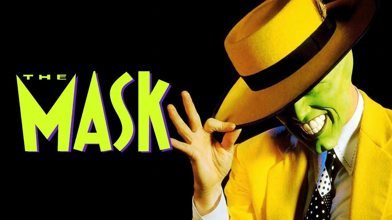 Jim Carrey is SSSSMOKIN' in The Mask!! – Cinemassacre Rental Reviews