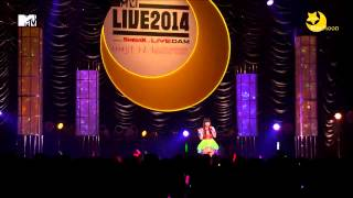 美少女戰士セーラームーン 20週年MTV Live音樂會2014 - 「Heart Moving」中川翔子