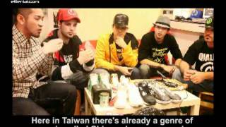 eRenlai Interview with Taipei Hip Hop Crew