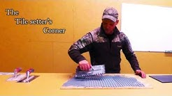 Choosing your trowels and applying mortar