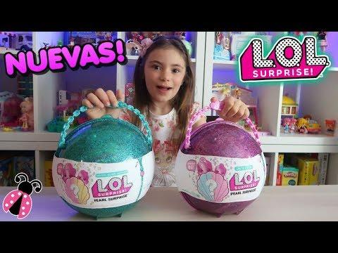 Nuevas LOL Pearl Surprise 🐚 en exclusiva en Los juguetes de Arantxa