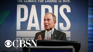 What impact could Michael Bloomberg have on the presidential race?