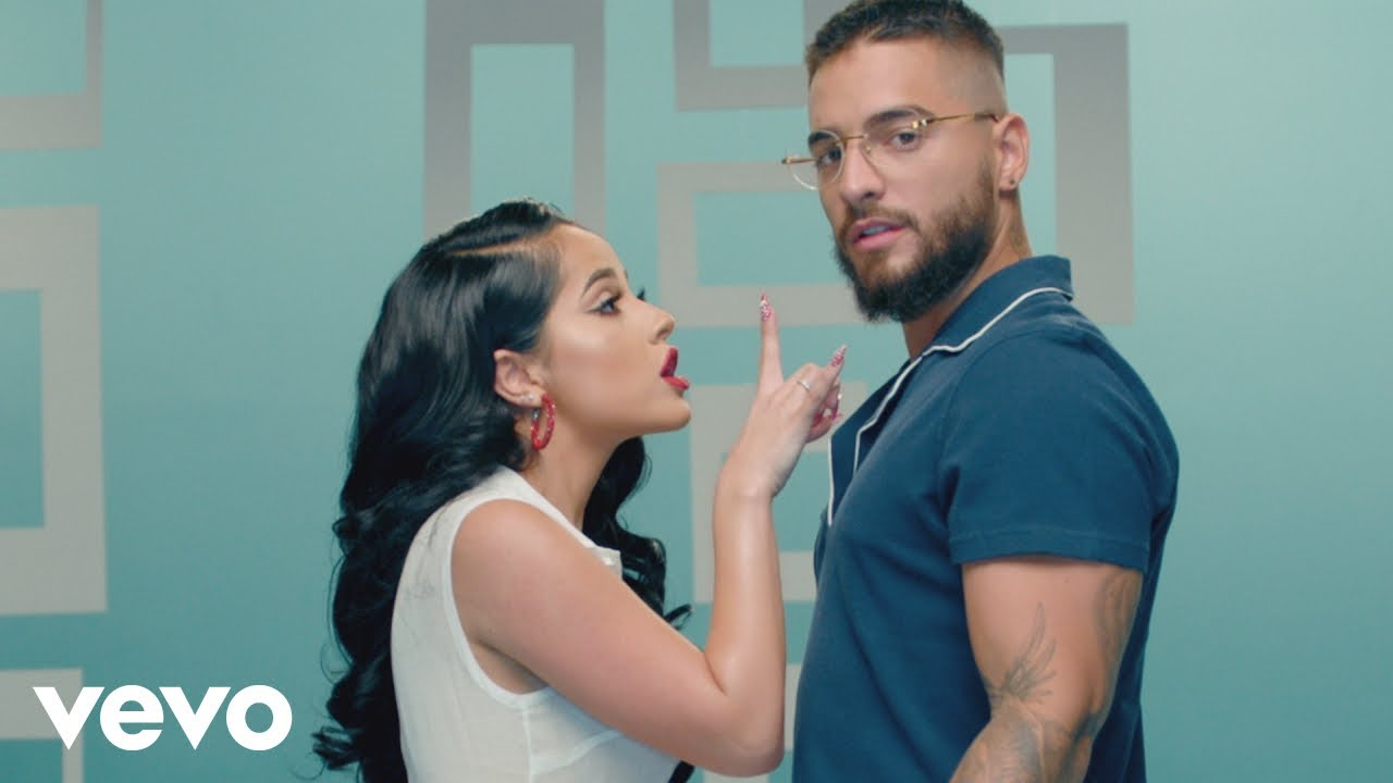 Becky G, Maluma - La Respuesta (Official Video) 2019