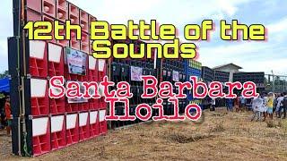 Battle of the Sounds Santa Barbara Iloilo 2019