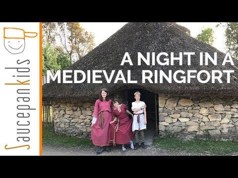 Irish National Heritage Park Wexford, RingFort Stayover - Review