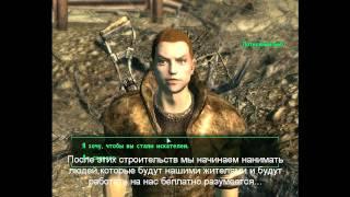 Обзор мода для Fallout 3 - RTS mod