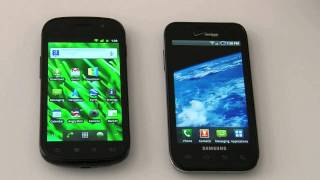 Google Nexus S vs. Samsung Galaxy S