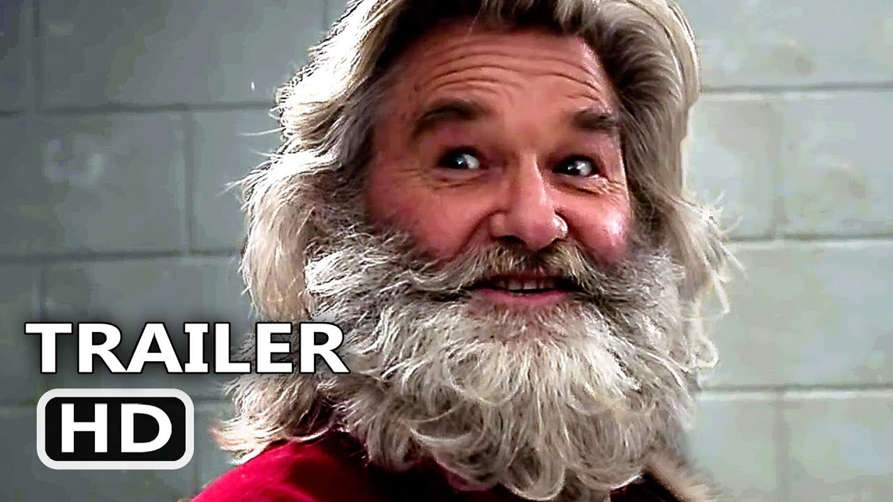 THE CHRISTMAS CHRONICLES Trailer #2 (NEW, 2018) Kurt ...