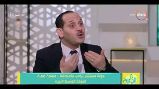 8 الصبح - د. أسامة شعث : هناك العديد من الدول العربية هٌدمت فعلياً