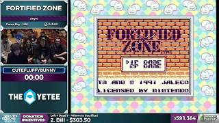 Fortified Zone by cutefluffybunny in 12:14 - Awesome Games Done Quick 2017 - Part 114