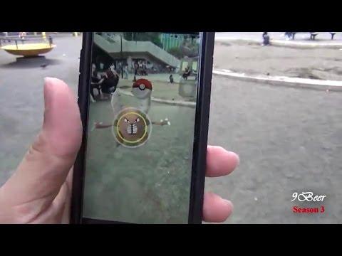 เกมส์ โปเกม่อนโก Pokemon Go
