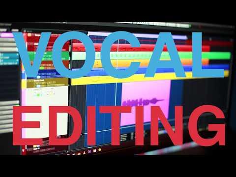 Vocal Editing & Auto-Tune