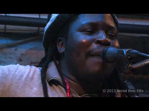 The African Brothers live at Atelier Il Sole in Cantina: Abosuni