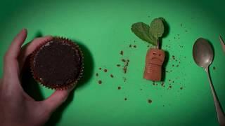 Harry Potter party  How to make Mandrake Cupcakes   Eats + Treats