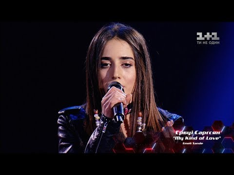 Srbuhi Sargsyan 'My Kind of Love' – Blind Audition – The Voice of Ukraine – season 8