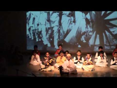Delhi Public School DPS Sector 45 Gurgaon Independence Day Function - a film by Sumit Khosla