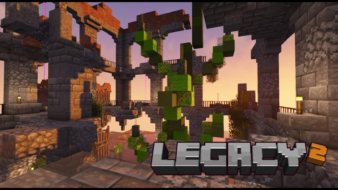 Legacy SMP Season 2: Episode 10 - City planning!