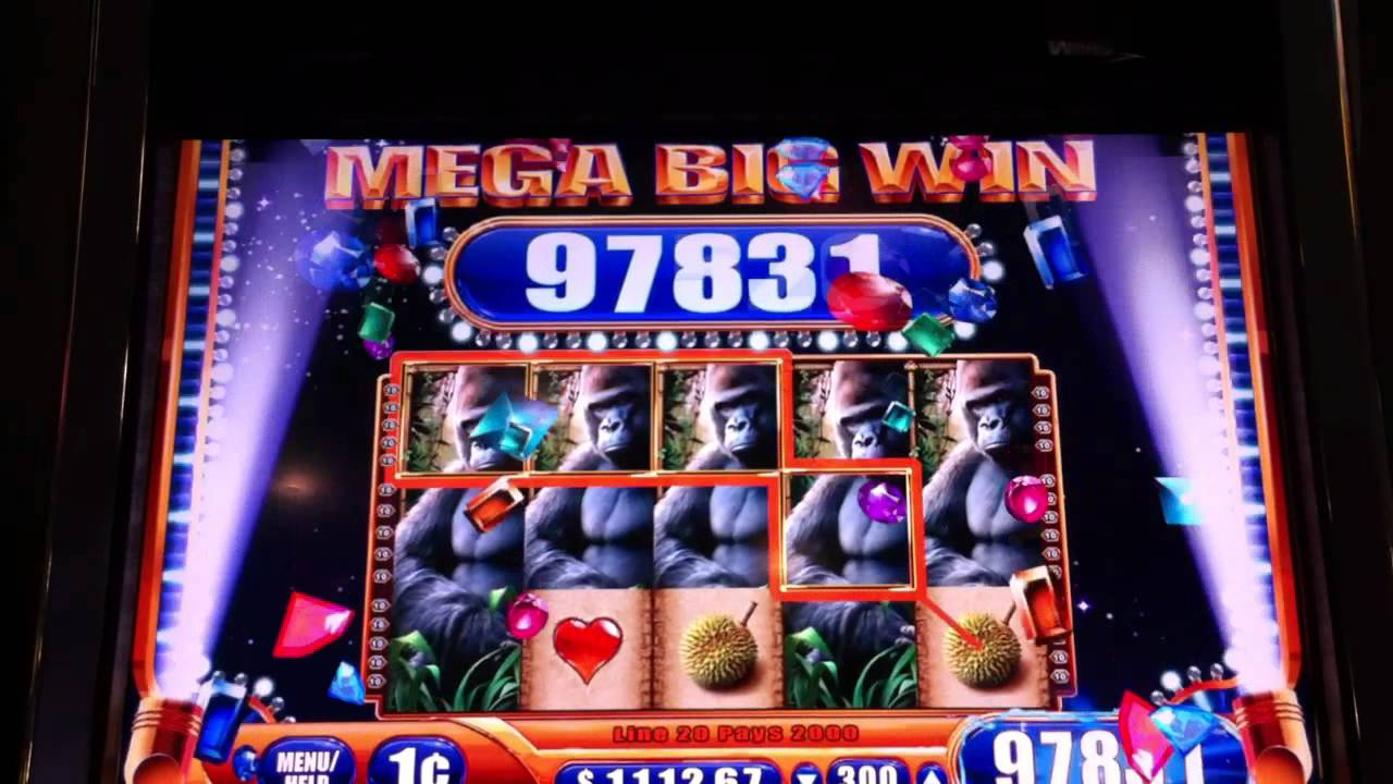 Mega Slot Machine Wins