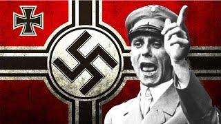 Hitler'in Sağ Kolu Joseph Goebbels'in Hayatı ve Düşünceleri - İlginç ve Bilinmeyen Bilgiler