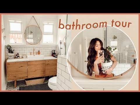 My Bathroom Tour! | WahlieTV EP677 thumbnail