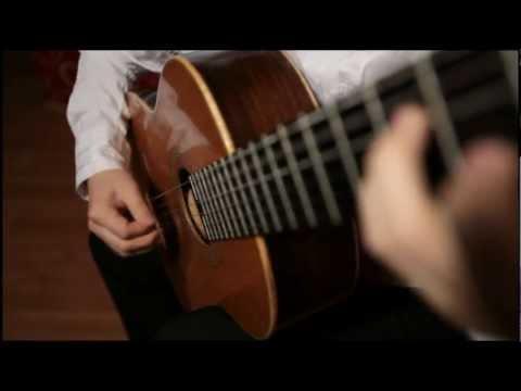 Ilya Efimov Nylon Guitar - Lipa