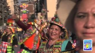 Associazione Cultural Folklorico Bolivia : Carnevale Canturino 2016