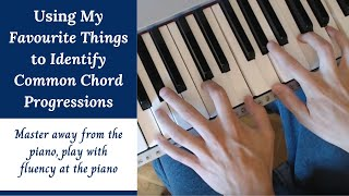 My Favourite Things - Tutorial   Common Chord Progression Identification