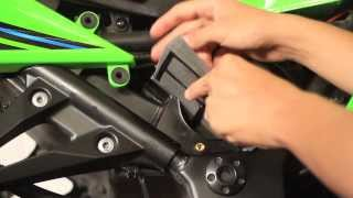 How to clean Ninja 250r Air Filter HD!!