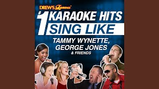 Who's Gonna Fill Their Shoes (Karaoke Version)
