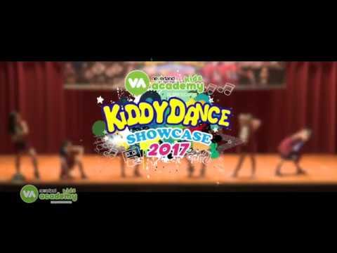 Neverland Kiddy Dance Showcase 2017:: Guest Jazz Funk G1
