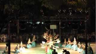 Deepavali UTSAV 2012 Singapore - MahishaSur Mardhini