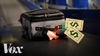 Fuel is cheap. Why are we still paying to check bags?