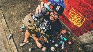Treze Core Lifestyle #17 - Graffiteiro Bizonho
