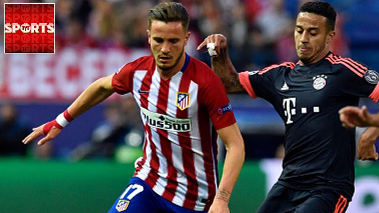 ATLETICO MADRID 1-0 BAYERN [UNBELIEVABLE SAUL NIGUEZ GOAL]