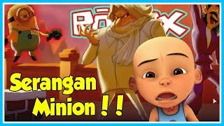 ATTACK MINION!! REQUEST FOR A GRU IPIN-ROBLOX UPIN IPIN