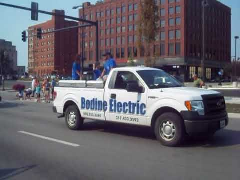 Decatur Illinois Labor Day Parade 2017