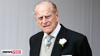 What Prince Philip's Death Means For The Royal Family