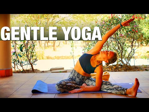 Gentle Yoga Class from Nicaragua - Five Parks Yoga