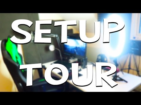 My Setup Tour!