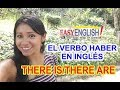 Lección 48: There is and There are-El verbo Haber en Inglés.