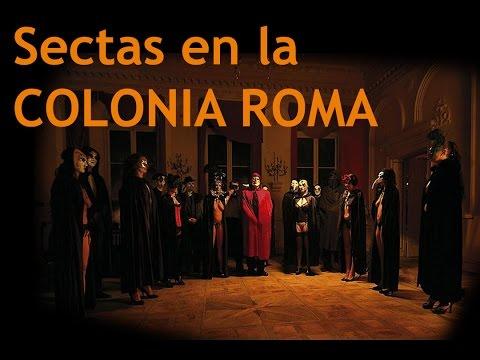SECTAS SATÁNICAS en la Colonia Roma