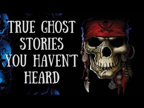 5 True Scary Ghost Stories (Cabin Fever, Hunting Ghosts, Closet Lady)