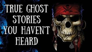 5 Scary True Ghost Stories (Cabin Fever, Hunting Ghosts, Closet Lady)