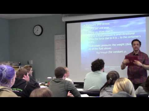 SMS204: Physics Module - Lecture 2
