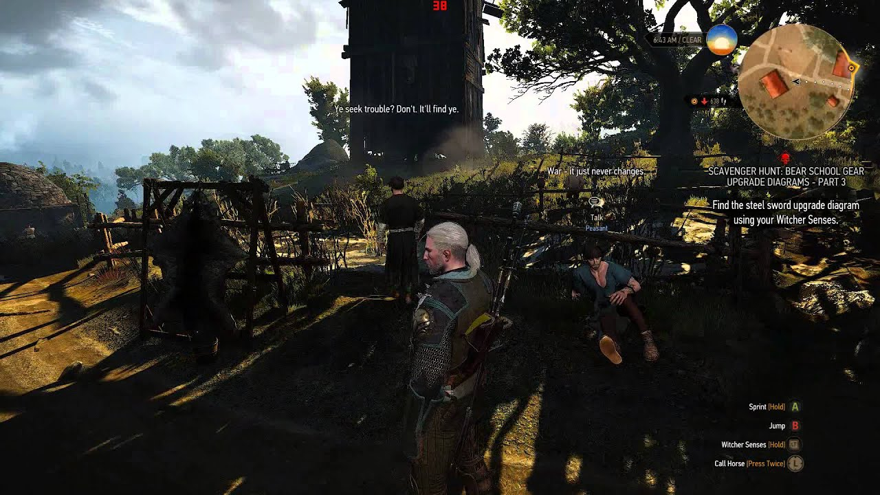 Image result for War never changes witcher