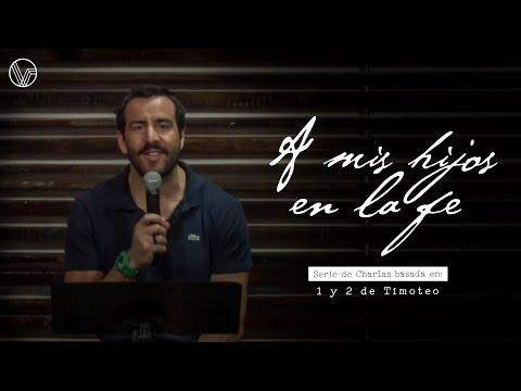 """Serie: A Mis Hijos En La Fe """"El Corazón Del Hombre Y La Modestia De Las Mujeres"""" Rodrigo Fournier"""