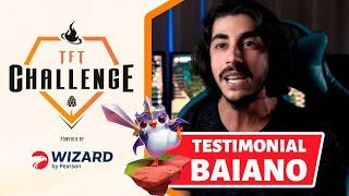 TFT Wizard Challenge: Baiano conta tudo que rolou | TeamFight Tactics