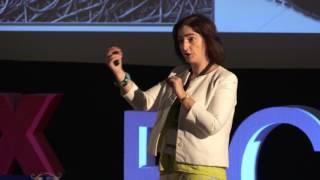 O Momento mágico da descoberta! | Elvira Fortunato | TEDxFCTUNL