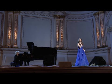 Part of Your World Disney's The Little Mermaid Ariel - Carnegie Hall - #MyCarnegieMoment - Lara Akal